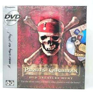 Pirates of the Caribbean DVD Treasure Hunt Game